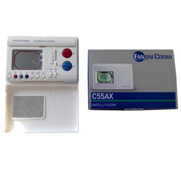 Электронный термостат (регулировка температуры от +2 до +62 °С по воздуху в помещении)