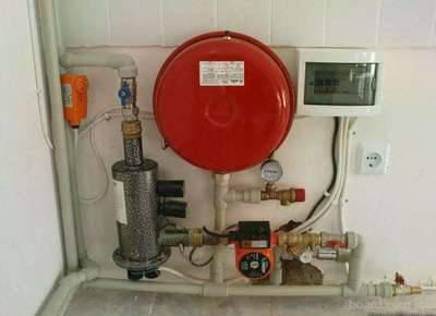 Недорогое отопление дома электричеством