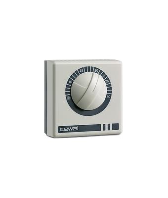 Термостат RQ10 (регулировка температуры от +5 до +30 °С по воздуху в помещении)