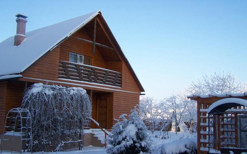 Холодно в доме зимой